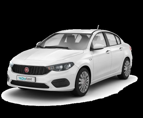 2020 Fiat Egea Mirror